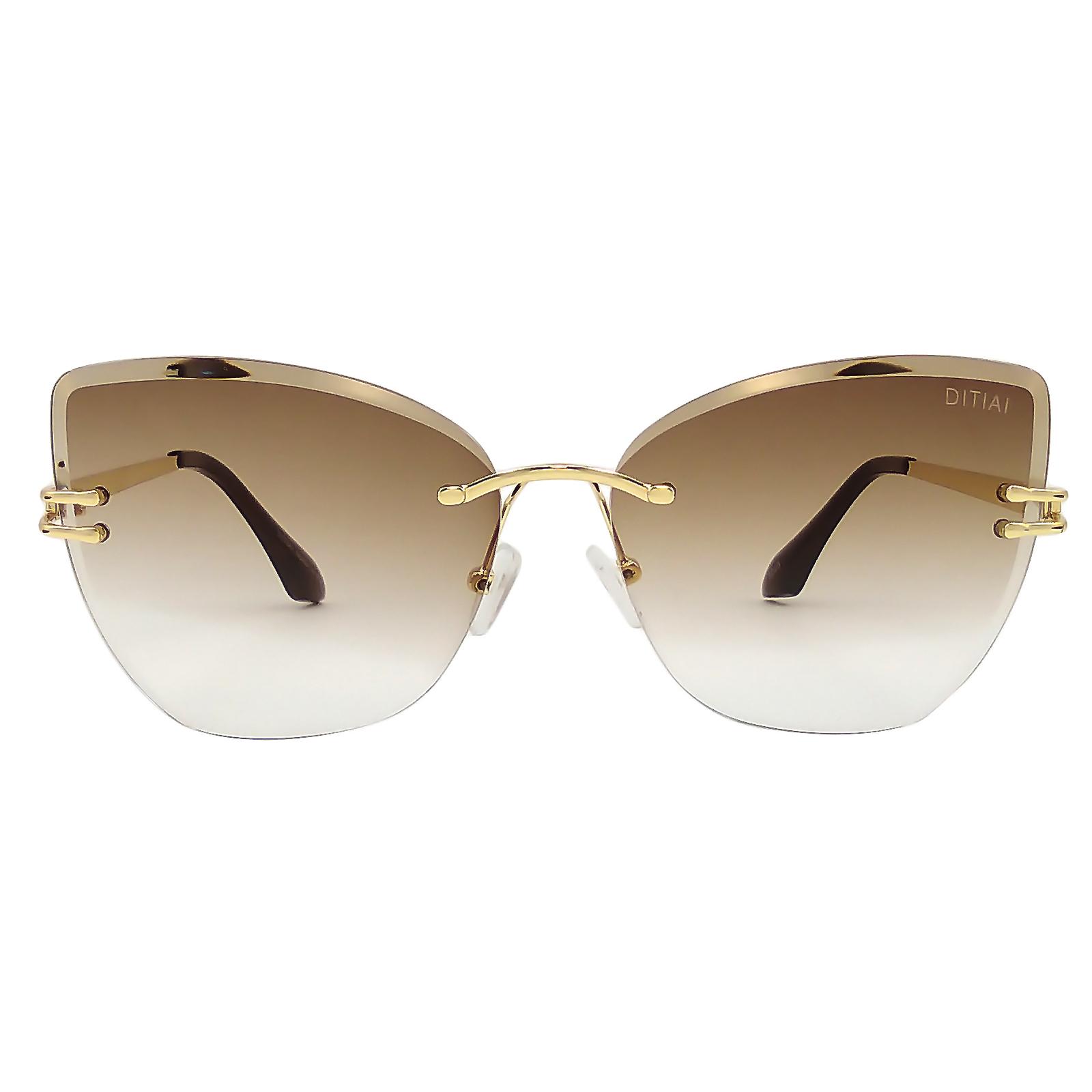 عینک آفتابی زنانه دیتیای کد S28-01078