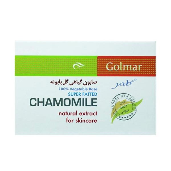 صابون شستشو گلمر مدل chamomile وزن 100 گرم