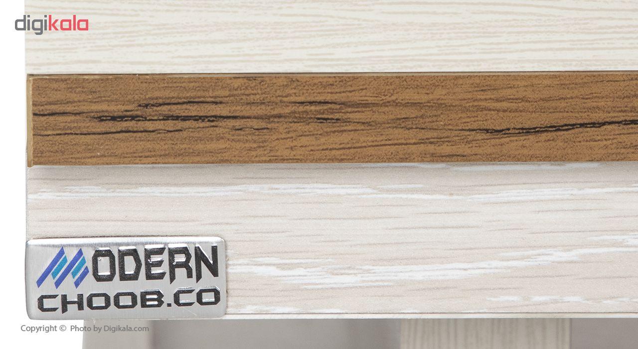 میز تلویزیون مدرن چوب کد 710
