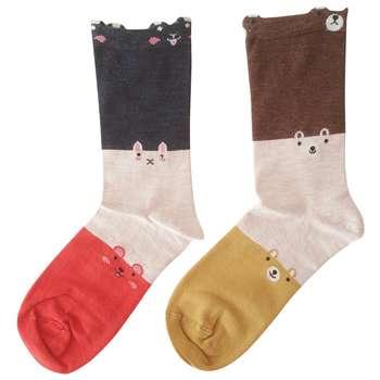 جوراب زنانه ال سون کد PH216