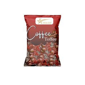 تافی قهوه مگا استار مقدار 1000 گرم