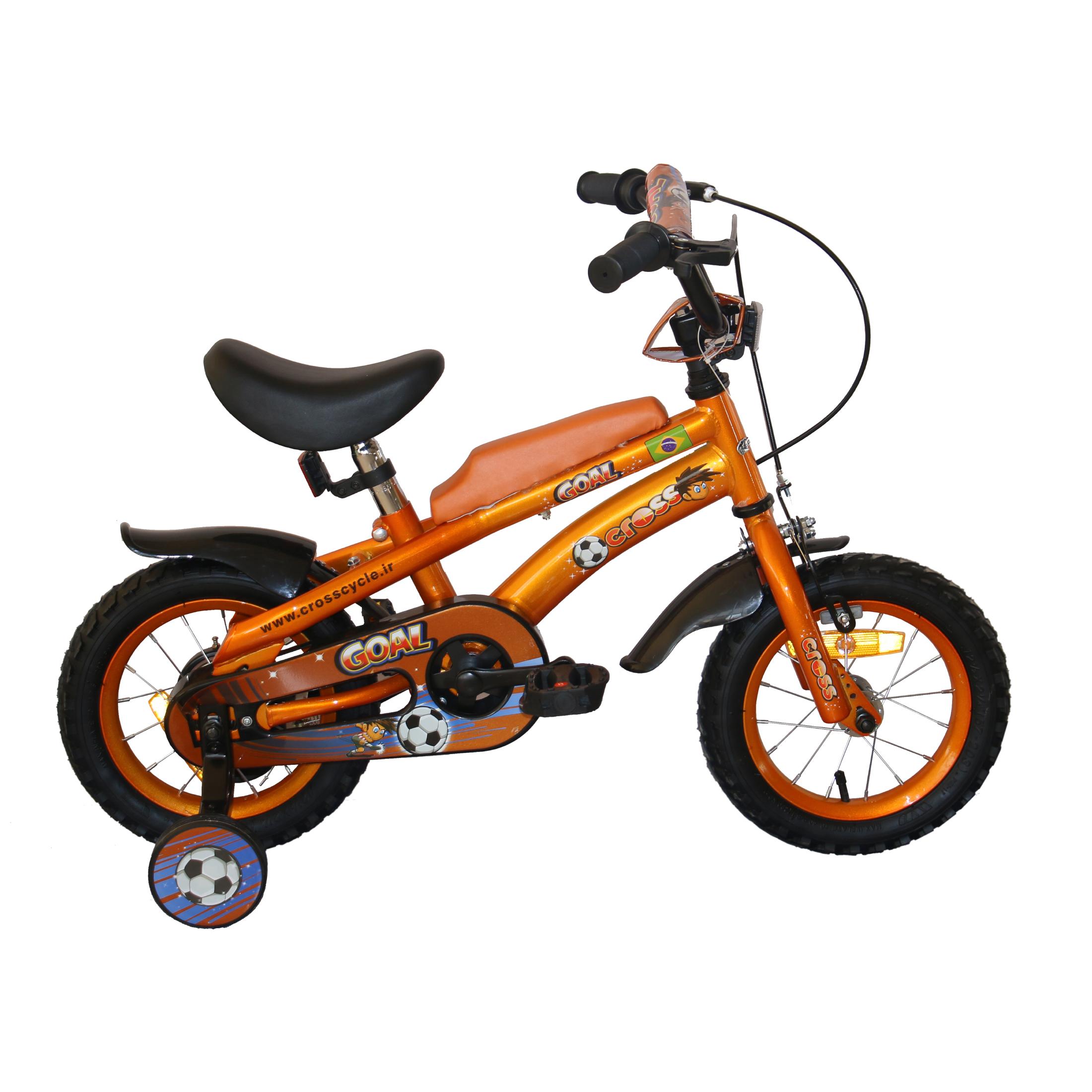 خرید                     دوچرخه شهری کراس مدل GOAL سایز 12