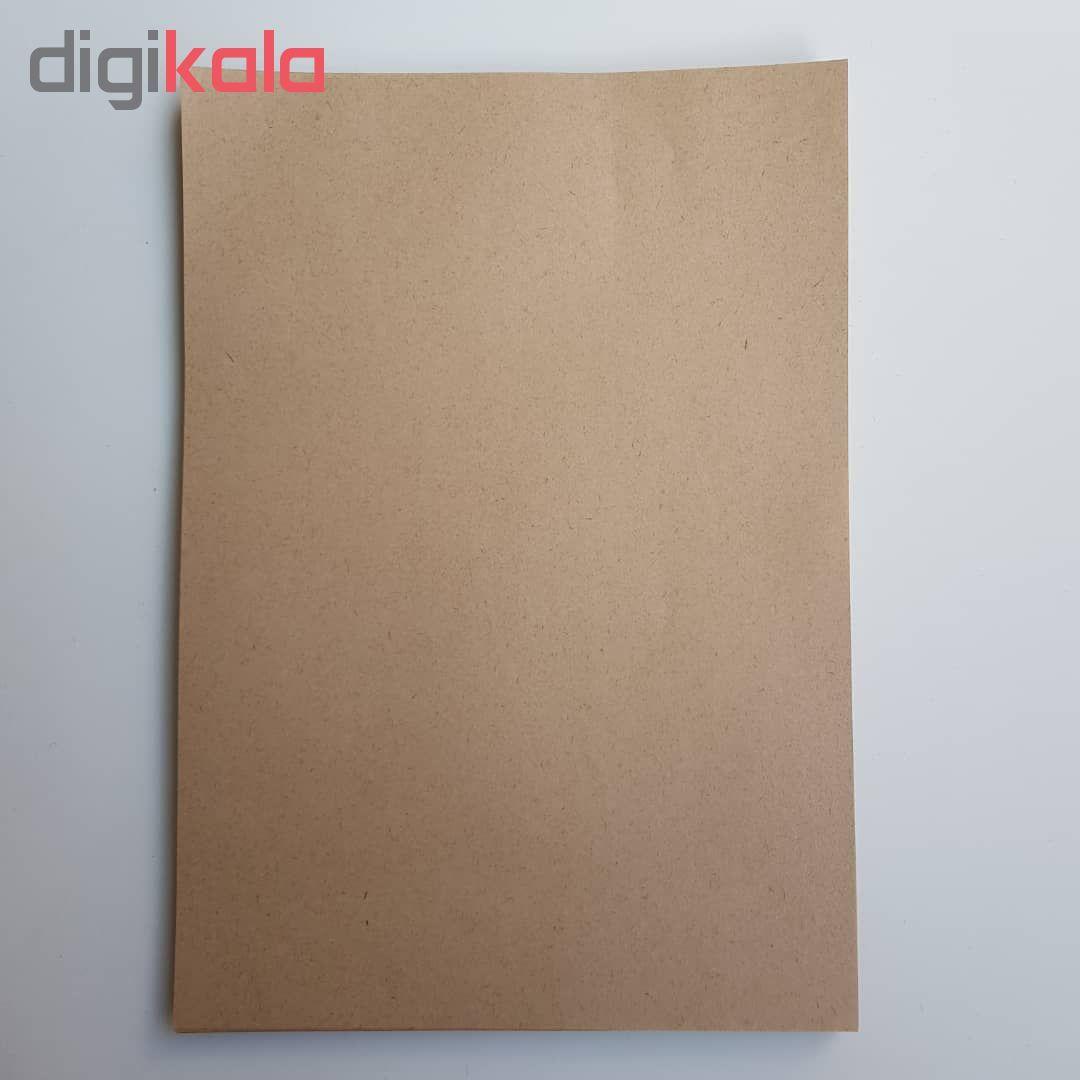 کاغذ کرافت کد 90 بسته 100 عددی main 1 3