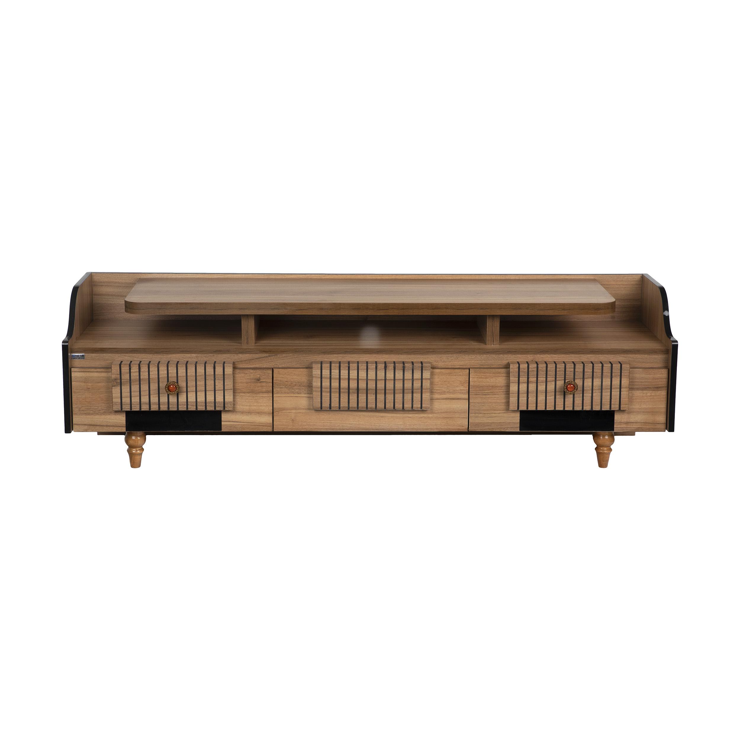 میز تلویزیون مدرن چوب کد 750