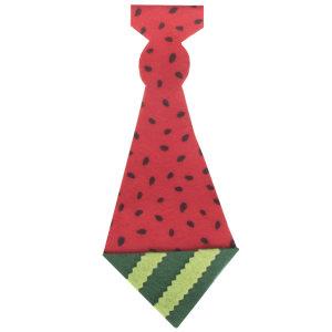 کراوات پسرانه طرح هندوانه کد 44