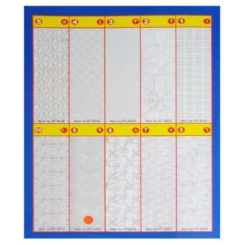 جلد آماده کتاب کد 123 مجموعه 10 عددی
