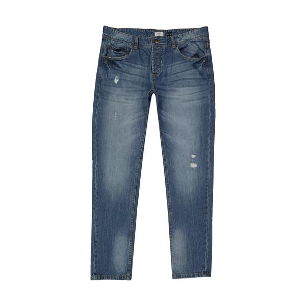 شلوار جین مردانه او وی اس مدل 008722601-BLUE