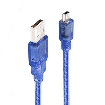 کابل تبدیل USB به miniUSB مدل bama-212 طول 1.5 متر
