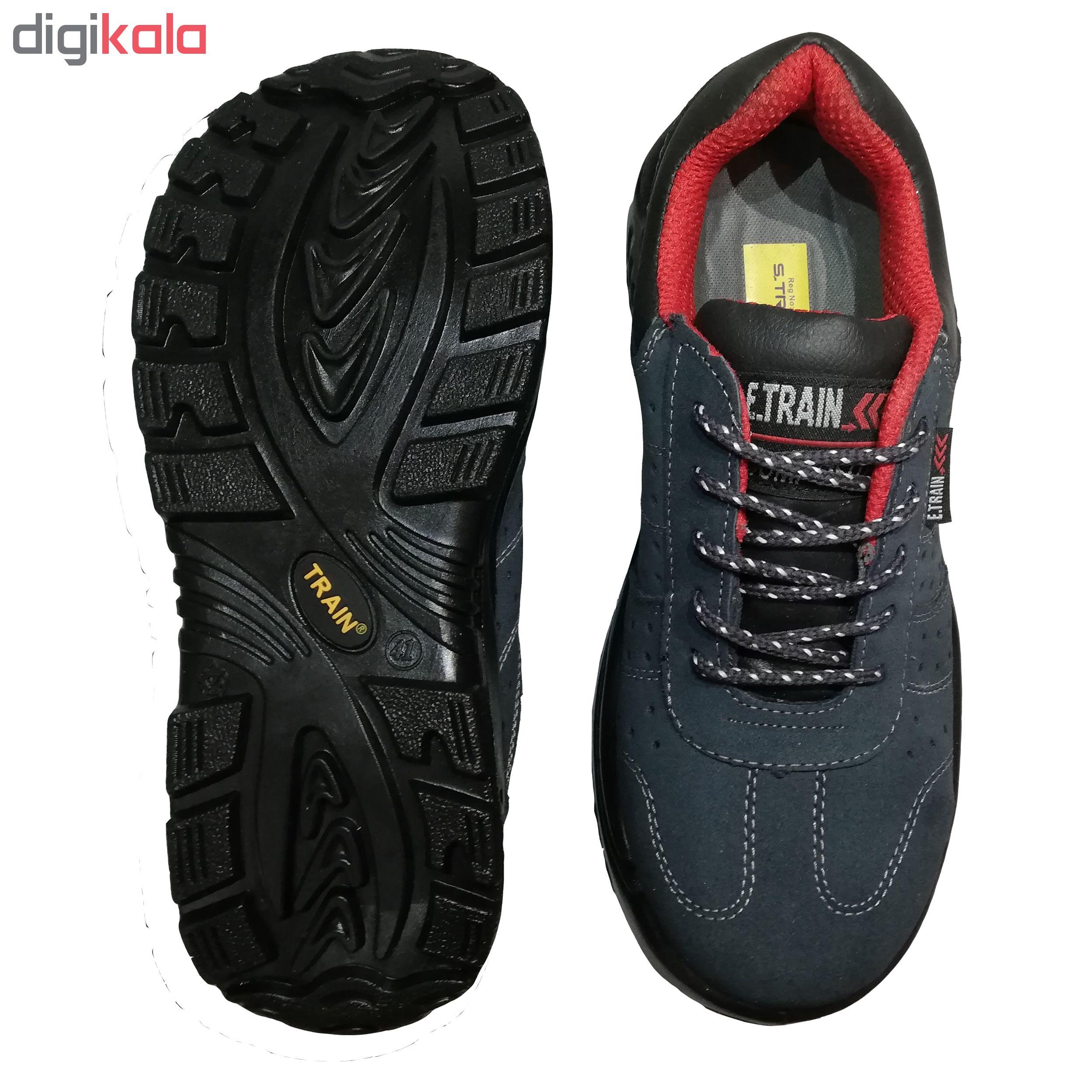 کفش ایمنی ایمن ترن مدل پاور کد A.Q770