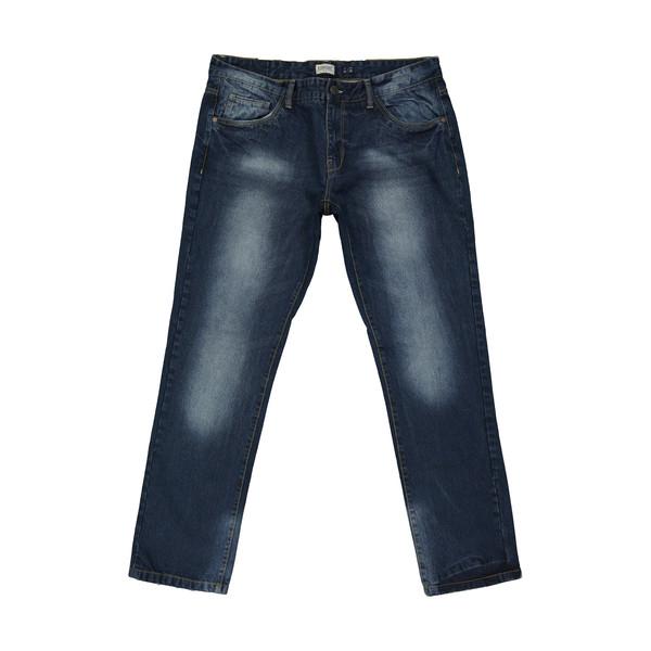 شلوار جین مردانه او وی اس مدل 008722529-BLUE