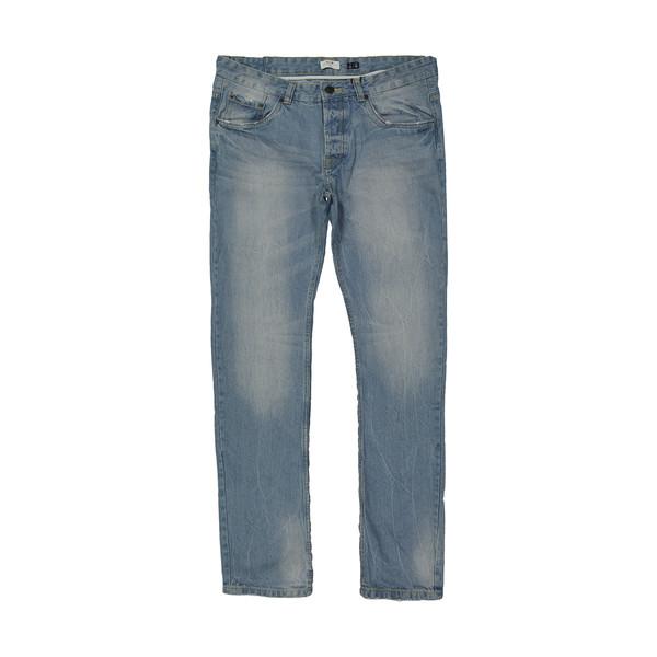 شلوار جین مردانه او وی اس مدل 008723204-BLUE
