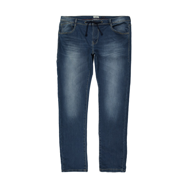 شلوار جین مردانه او وی اس مدل 008722727-BLUE