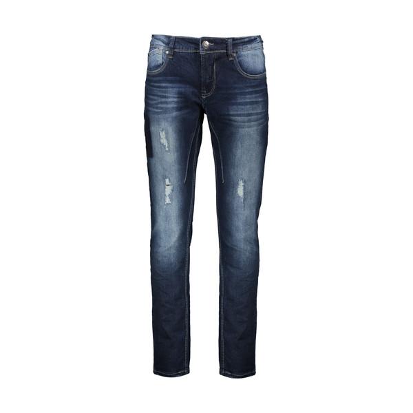 شلوار جین مردانه او وی اس مدل 008722933-BLUE