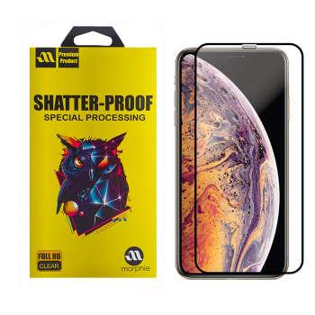 محافظ صفحه نمایش 6D مورفی مدل AR7 مناسب برای گوشی موبایل اپل Iphone XS MAX