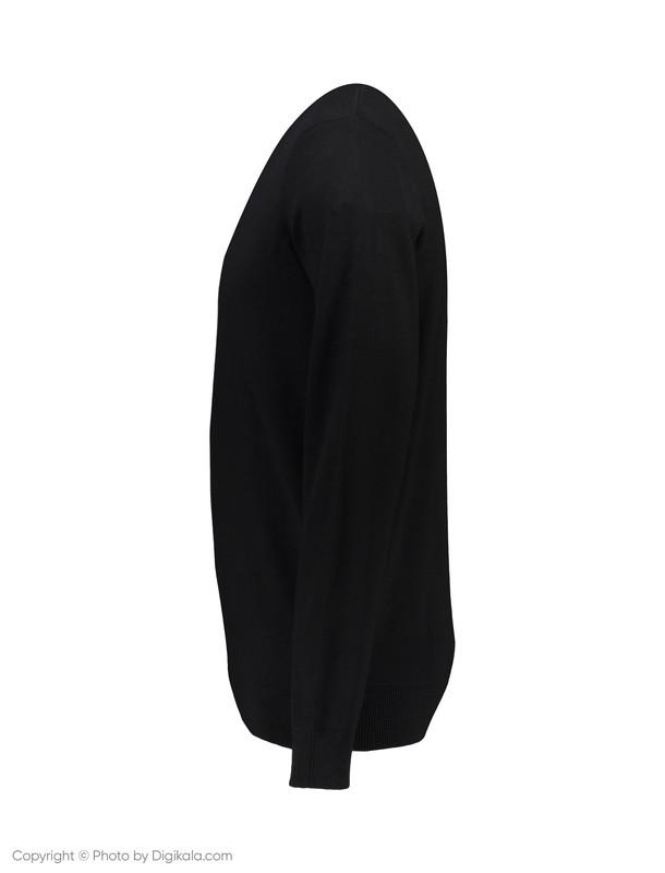 پلیور مردانه او وی اس مدل 006216599-BLACK