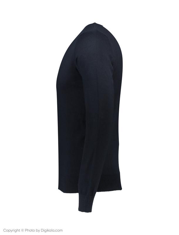 پلیور مردانه او وی اس مدل 006216604-BLUE