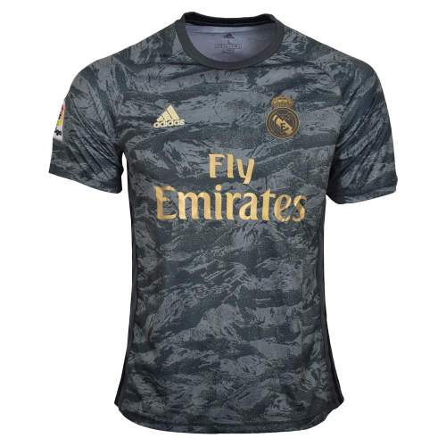 تیشرت ورزشی مردانه طرح گلری رئال مادرید کد 2019.20