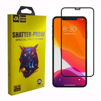 محافظ صفحه نمایش 9D مورفی مدل AR9 مناسب برای گوشی موبایل اپل Iphone 11 Pro MAX