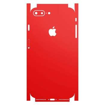 برچسب پوششی ماهوت مدل RED-Matte مناسب برای گوشی موبایل اپل iPhone 7 Plus