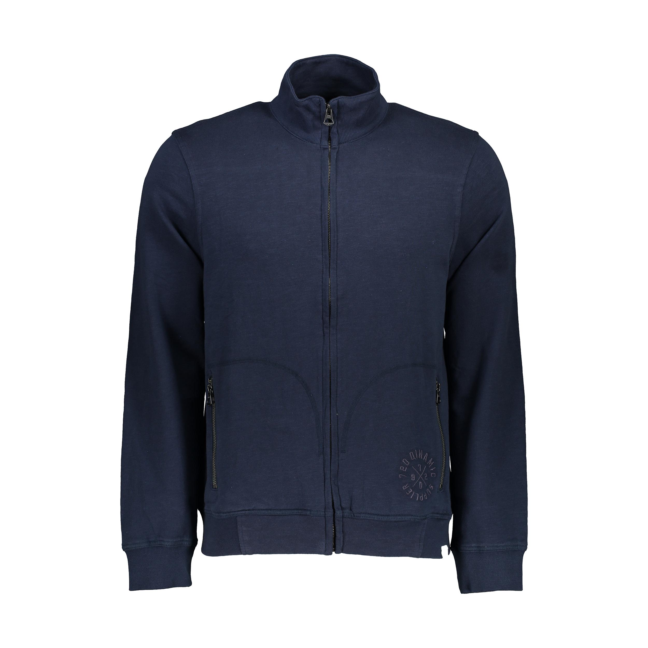 سویشرت مردانه یو وی اس مدل 006483537-BLUE