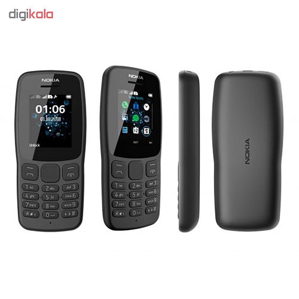 شاسی گوشی موبایل مدل GN-106 مناسب برای گوشی موبایل نوکیا N106 main 1 6