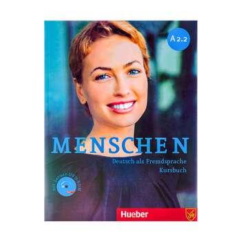 کتاب Menschen A2.2   اثر Franz Specht انتشارات جنگل