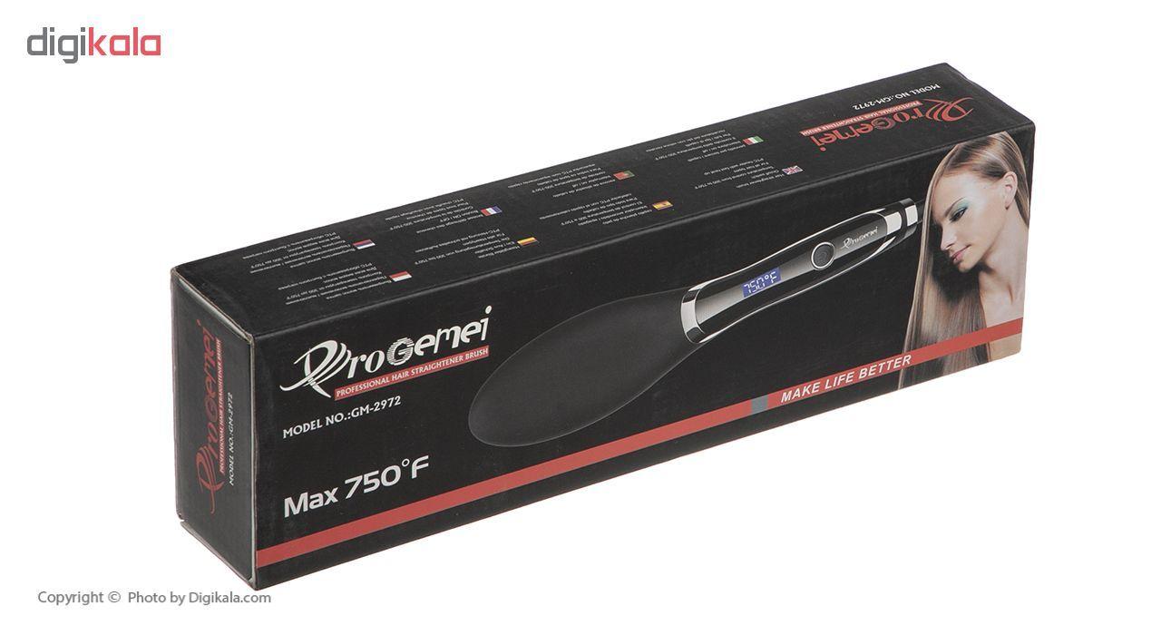 برس حرارتی پرو جیمی مدل GM-2972 main 1 10