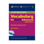کتاب Vocabulary for IELTS Advanced  اثر Pauline Cullen انتشارات جنگل