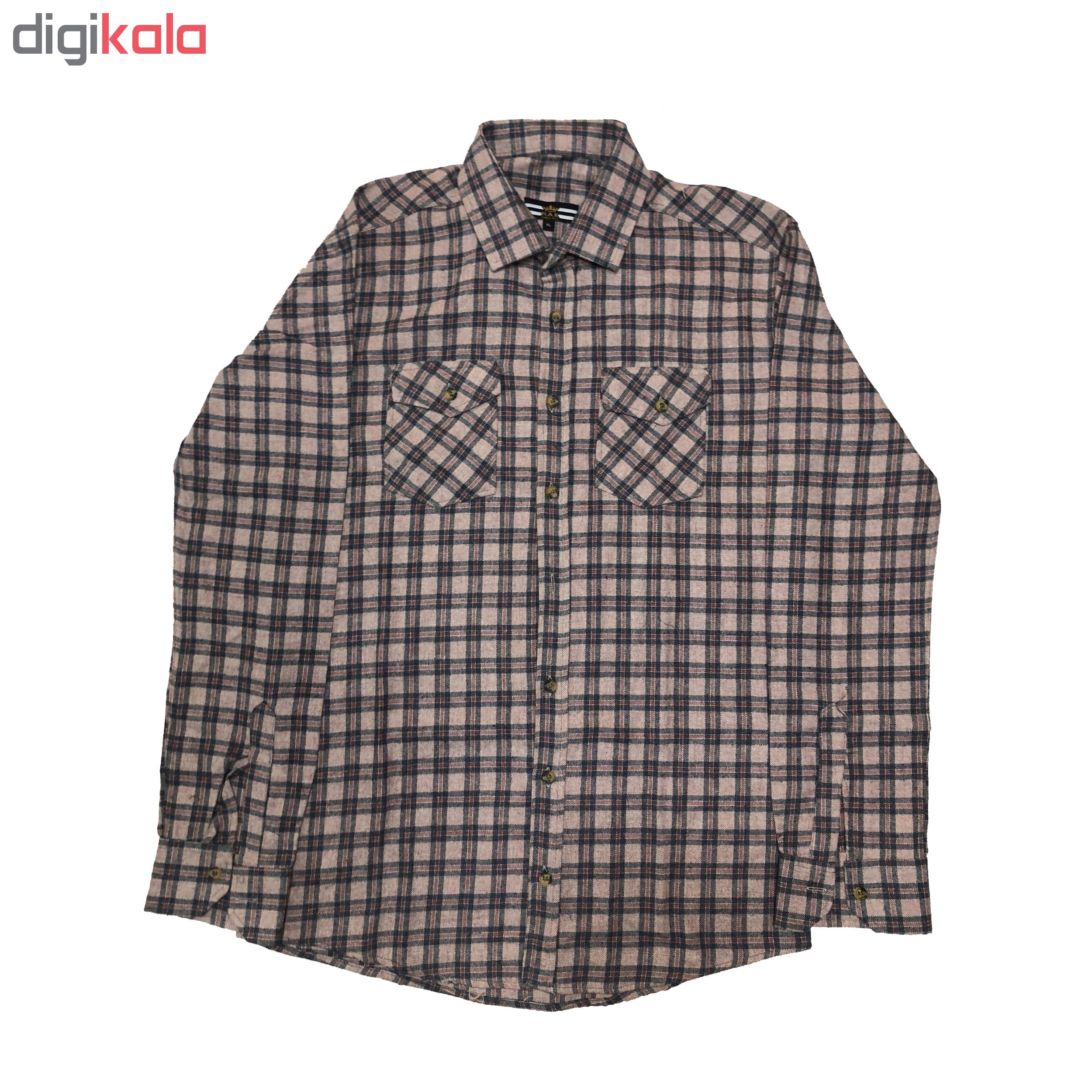 پیراهن مردانه کد 104