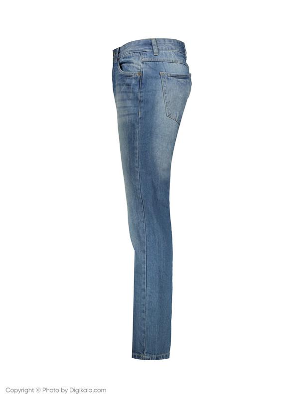 شلوار جین مردانه او وی اس مدل 008723228-BLUE