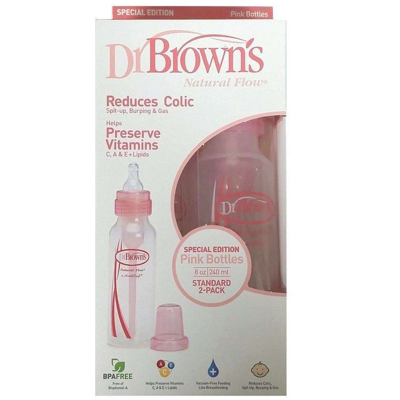شیشه شیر دکتر براونز مدل SB829 ظرفیت 250 میلیلیتر