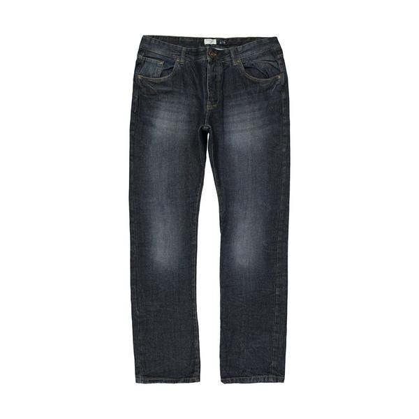 شلوار جین مردانه او وی اس مدل 008723240-BLUE