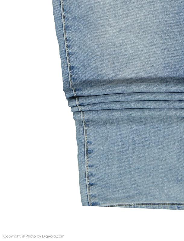 شلوار جین مردانه او وی اس مدل 008722721-BLUE