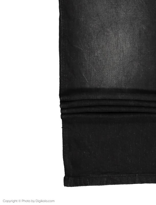 شلوار جین مردانه او وی اس مدل 008722655-BLACK