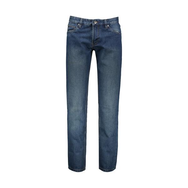 شلوار جین مردانه او وی اس مدل 008722424-BLUE