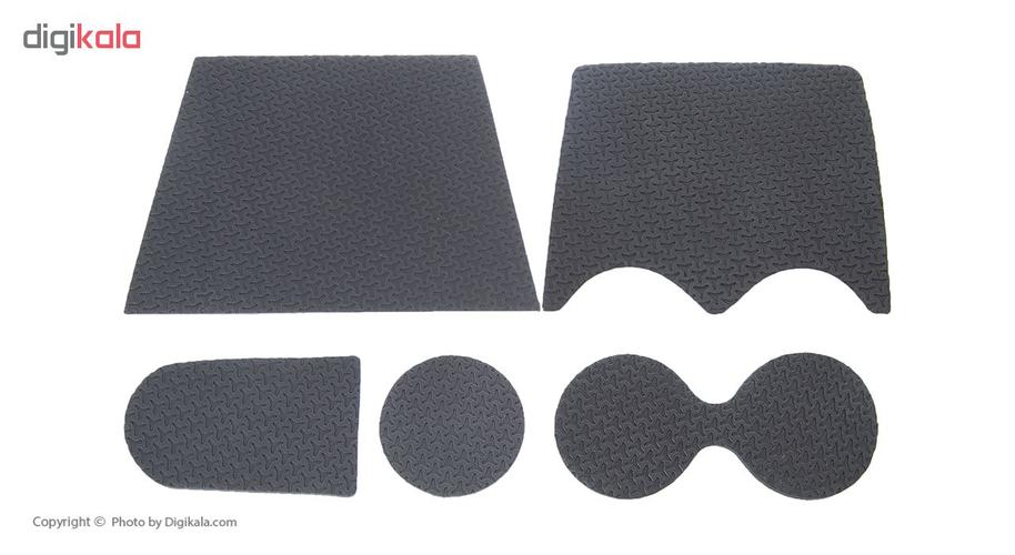 پد جالیوانی و کنسول سروین مدل AD129 مناسب برای تیبا 1 و تیبا 2
