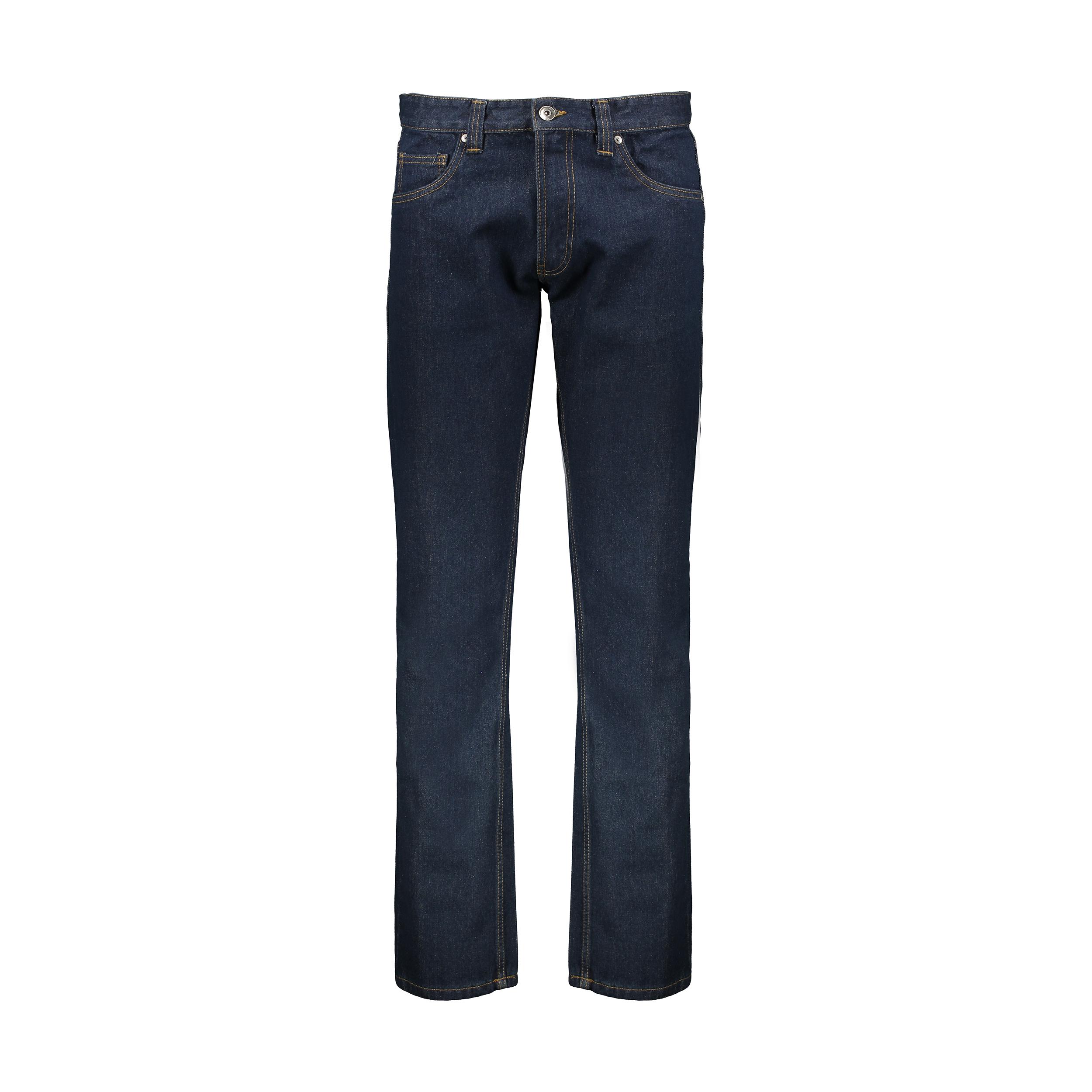 شلوار جین مردانه او وی اس مدل 008722397-BLUE