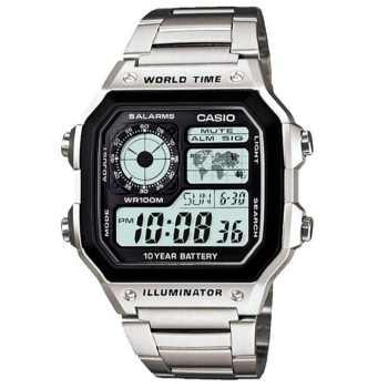 ساعت مچی دیجیتال مردانه مدل AE-1200WHD