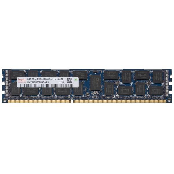 رم سرور DDR3 تک کاناله 1600 مگاهرتز CL11 هاینیکس مدل HMT31GR7CFR4C-PB ظرفیت 8 گیگابایت