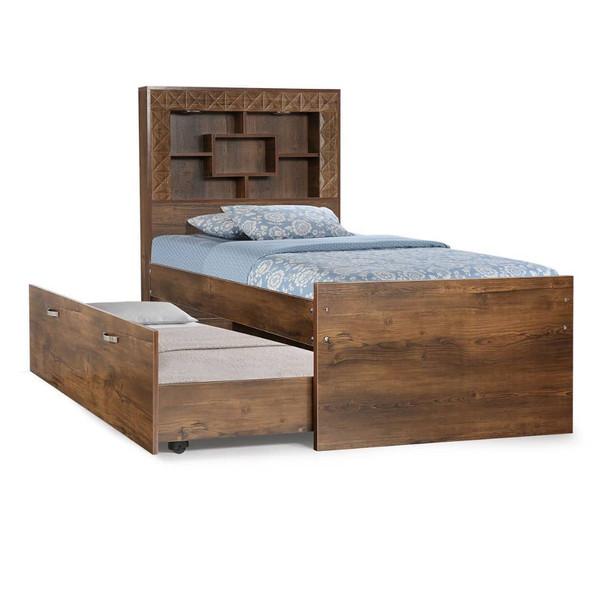 تخت خواب یک نفره کد 229 سایز 200 * 90  سانتی متر