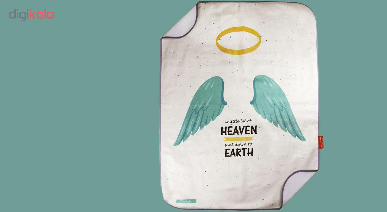 زیرانداز تعویض نوزاد دی روحه مدل Heaven main 1 3