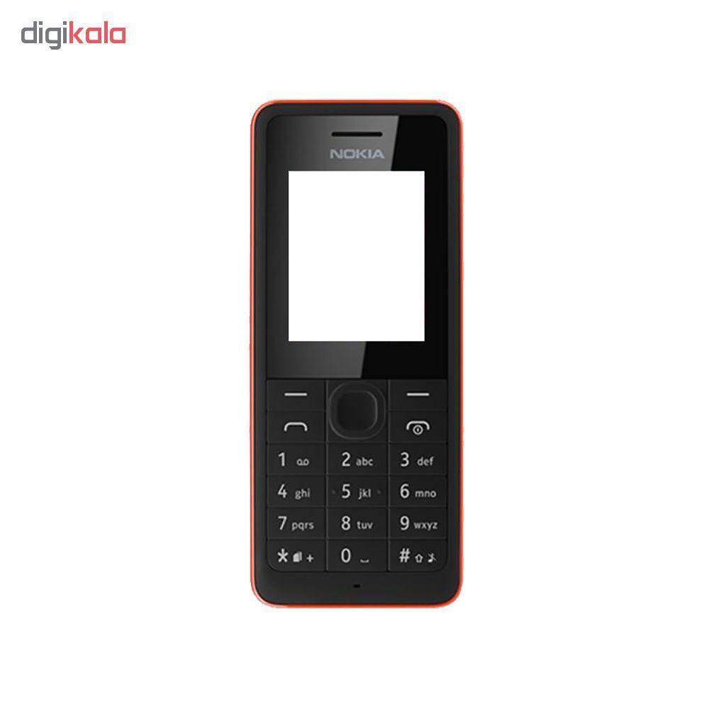 شاسی گوشی موبایل مدل GN-107 مناسب برای گوشی موبایل نوکیا N107 main 1 1