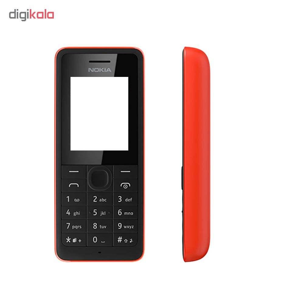 شاسی گوشی موبایل مدل GN-107 مناسب برای گوشی موبایل نوکیا N107 main 1 2