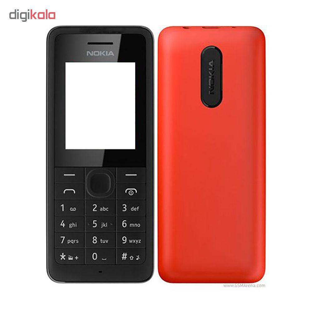 شاسی گوشی موبایل مدل GN-107 مناسب برای گوشی موبایل نوکیا N107 main 1 3