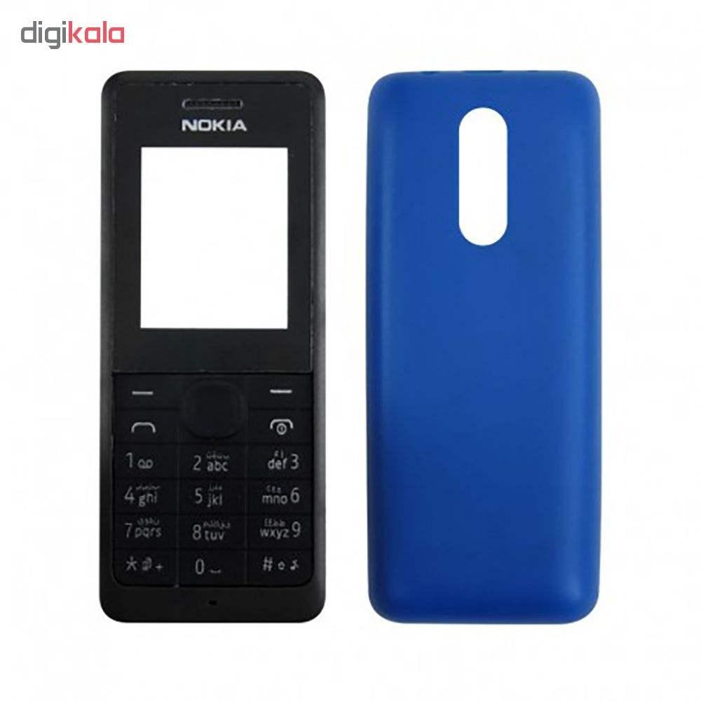 شاسی گوشی موبایل مدل GN-107 مناسب برای گوشی موبایل نوکیا N107 main 1 4