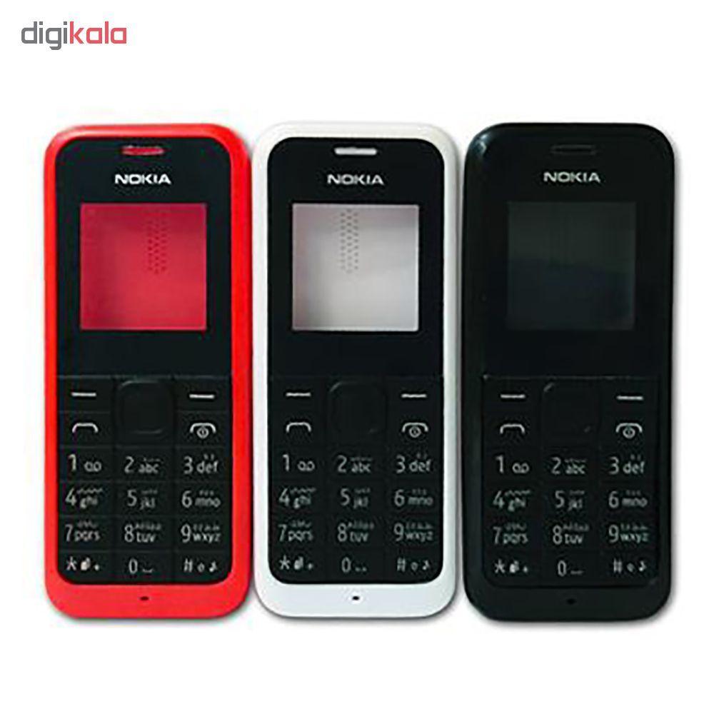 شاسی گوشی موبایل مدل GN-107 مناسب برای گوشی موبایل نوکیا N107 main 1 5