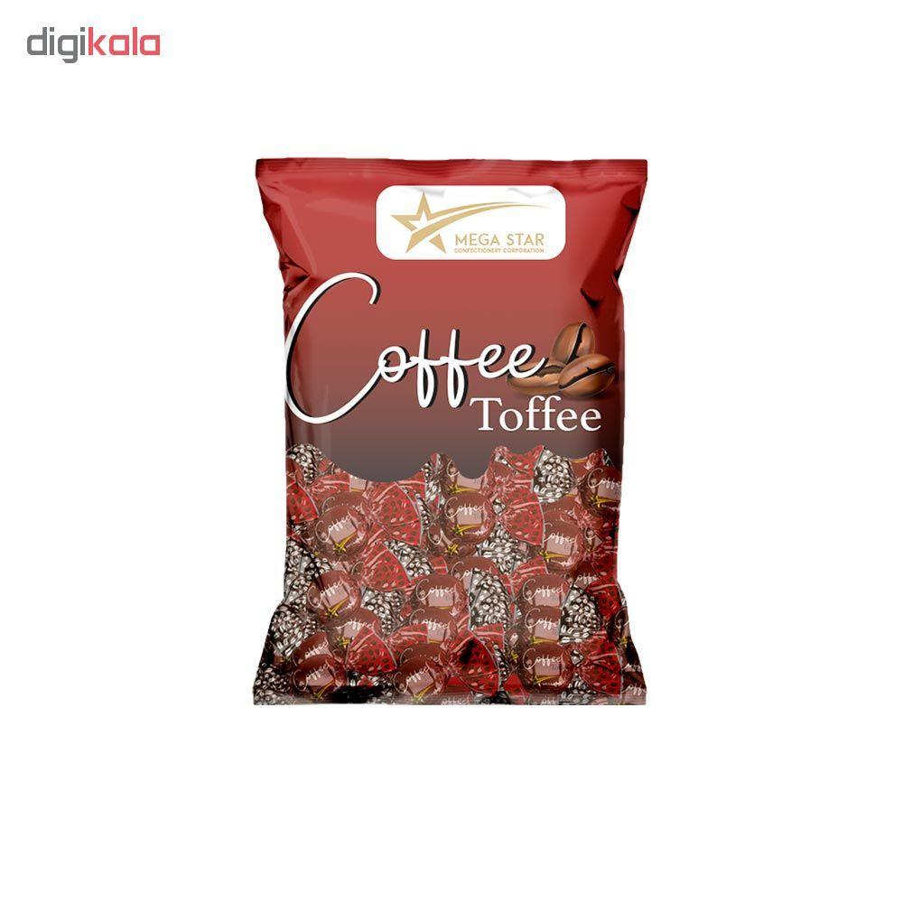 تافی قهوه مگا استار مقدار 1000 گرم main 1 1