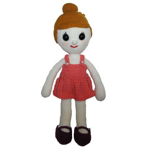 عروسک بافتنی مدل D106