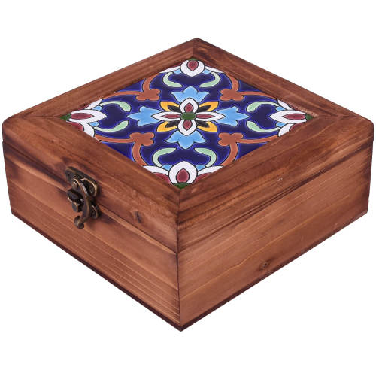 جعبه هدیه طرح نارگل کد 16-01