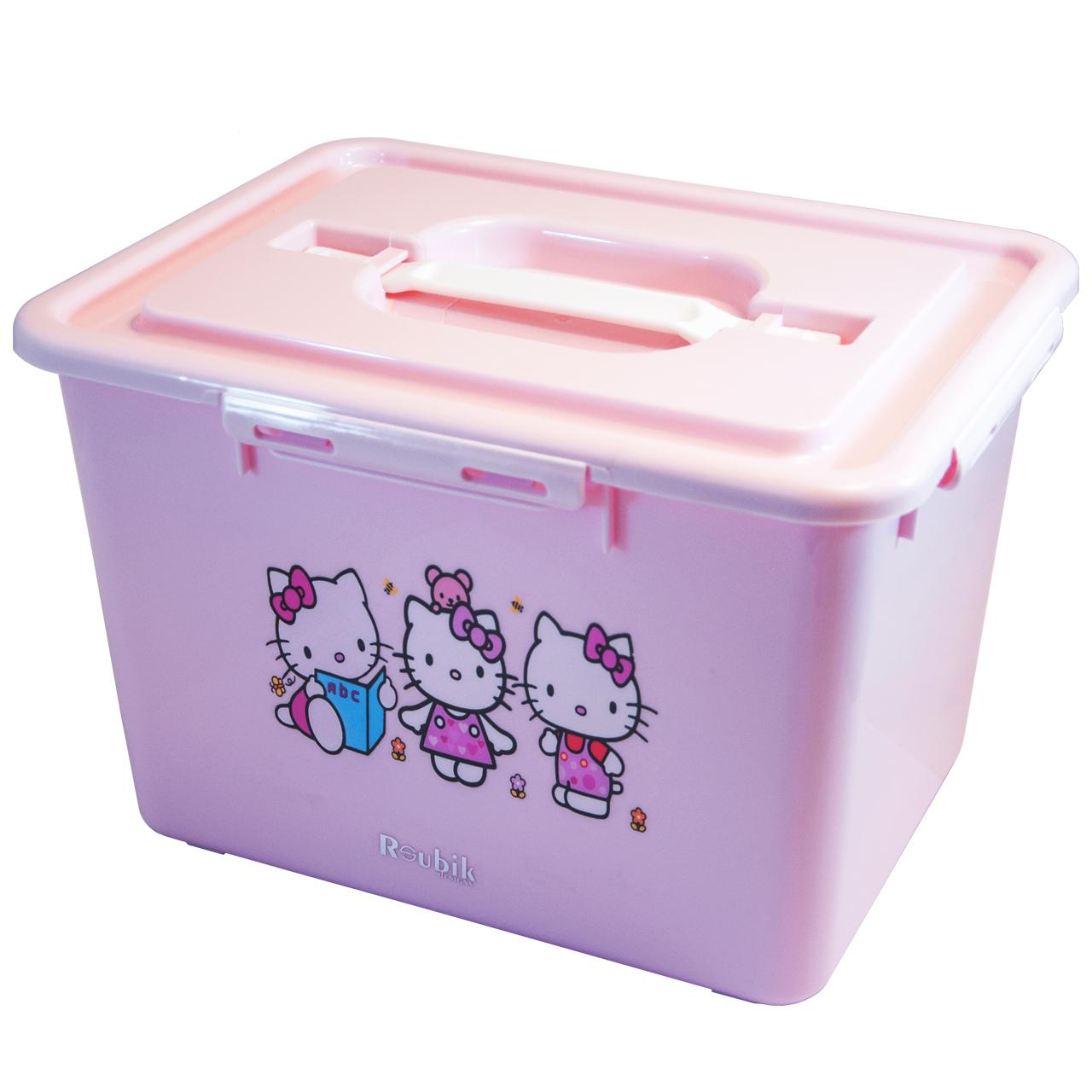 جعبه اسباب بازی روبیک مدل 00305006